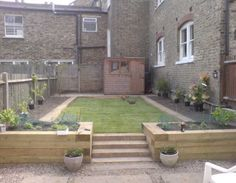 sleepers in gardens - Google Search