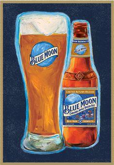 Blue Moon Brewing Company - Caramel Apple Spiced Ale