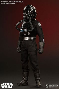 Star Wars x Sideshow: 1/6 Imperial TIE Fighter Pilot. Official Photoreview No.13 Images, Info Release http://www.gunjap.net/site/?p=228617