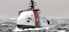 The newest of the U.S. Coast Guard fleet Coast Guard Boats, Coast Guard Ships, Us Navy, Coast Gaurd, Big Sea, Merchant Marine, Boat Projects, Tug Boats, Air Force
