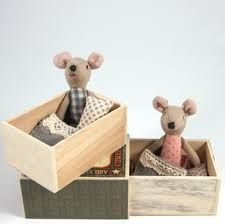 Image result for maileg mouse pattern