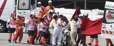 La Il 24enne pilota spagnolo è deceduto per i danni riportati in seguito ad una caduta durante la seconda sessione di prove al Montmelò