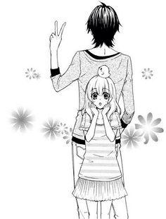Hiyori y Yuushin // Hiyokoi