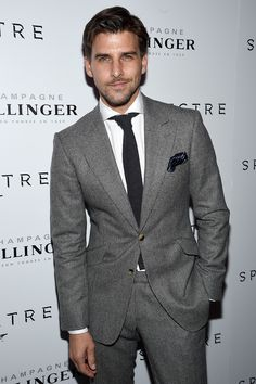 Best hairstyle for men you can find.Men hairstyle with beard,Style for curly hair,New hairstyle for boys,long hair hairstyle.Click The Link. Mens Hairstyles With Beard, Boy Hairstyles, Jacket Style, Suit Jacket, Suit Fashion, Mens Fashion, Dapper Gentleman, Suit And Tie, Fashion Books