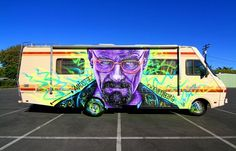Madsteez x Breaking Bad
