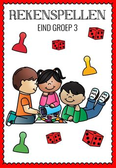 I have designed eleven games suitable for the last three months of Group rnrnSource by chantal_hoorn Elf, Math Games, Maths, Kids Education, First Grade, Storytelling, Language, Classroom, Teacher