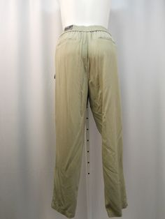 PLUS SIZE 3X Palazzo Pants STYLE&CO. Eucalyptus Green Relaxed Hips Slim Legs  #Styleco #Palazzo