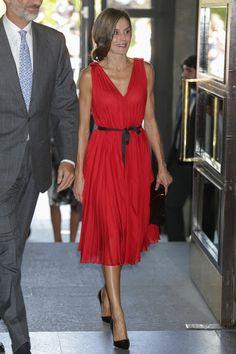 drubles-bestgum1: Queen Letizia of Spain Sept.... - Royal Rumormonger