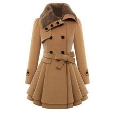 Com capuz casaco acolchoado casaco de inverno preto pelo falso colarinho Pemplum feminino