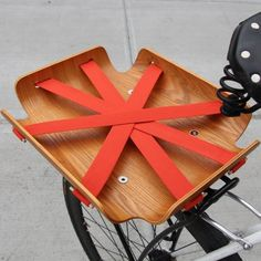 Bent Bicycle Basket - Sports