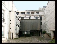 Maison de Verre by Pierre Chareau