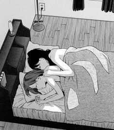 When she holds me in bed♡♡ it's the most wonderful place to be <3 she's my dreamy girl dream come true :) I get to keep her <3