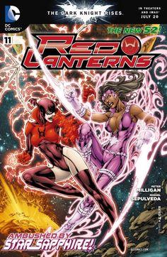 Red Lanterns #11 #RedLanterns #New52 #DC