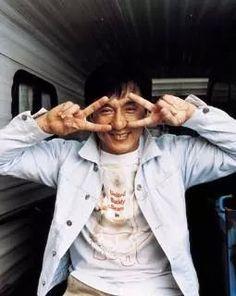 Peace Jackie Chan