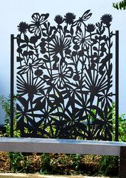 Portfolio of our latest laser cut projects. - Grace & Webb - Bespoke laser cut screens and panels for luxury architectural and interior projects Laser Cut Screens, Laser Cut Panels, Laser Cut Metal, Laser Cutting, Metal Gates, Metal Screen, Metal Garden Screens, Garden Gates, Garden Art