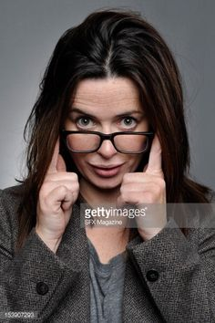 Welsh actress Eve Myles best know for her role in Torchwood photographed during a portrait shoot at the 2012 SFX Magazine Weekender event February 4...