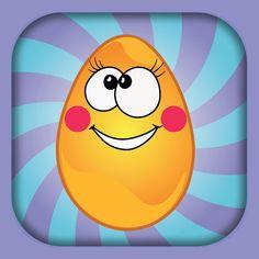 #NEW #iOS #APP Don't Let Go The Egg! - Max Piskunov
