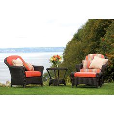 Outdoor Wicker Furniture | Thos. Baker   #wikerfurniture