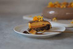Glutenfri kage med havtorn og chokolade
