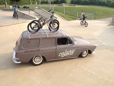 Colony bmx. Shop van