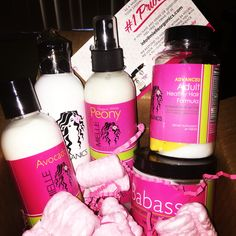 Best Natural Hair Care Products @mielleorganics