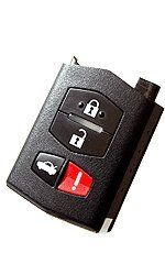 Keyless Entry Remote Fob Clicker for 2006 Mazda 6 With Do-It-Yourself Programming (key portion excluded) by Mazda. $44.99. Price INCLUDES programming instructions for training the vehicle to recognize the remote. This remote will only operate on vehicles already equipped with a keyless entry system.. Save 75%!