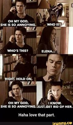 Tvd meets mean girls