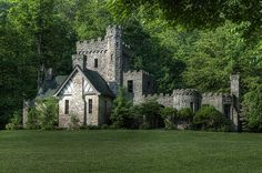Squire's Castle, Cleveland, OH by At Lands End Photography