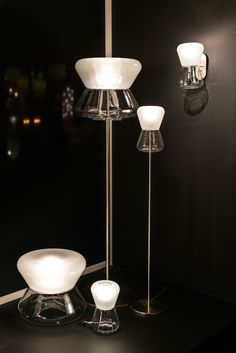 Table lamp Koro by Christian Biecher
