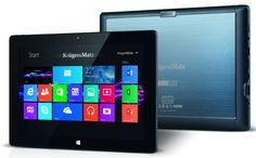 Kruger&Matz prezentuje nowy tablet z systemem Windows
