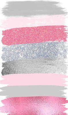 Glitter Wallpaper Iphone, Pink Wallpaper Backgrounds, Cute Wallpapers, Pink Chevron Wallpaper, Aztec Wallpaper, Iphone Backgrounds, Desktop Wallpapers, Galaxy Wallpaper, Whats Wallpaper