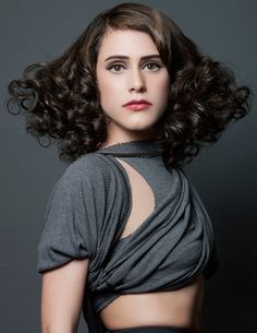 """Pout"" Hair & Makeup 
