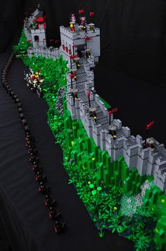 Great Wall of China by Si-MOCs, via Flickr