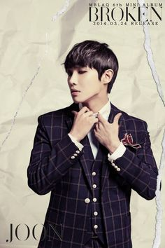 MBLAQ Lee Joon