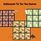 Everyone loves a good game of Tic Tac Toe. This game is great to play at a Halloween Party or at a learning center in your classroom. You can also ...