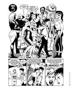 Jaime Hernandez Love & Rockets 1983