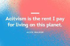 Alice Walker speaks the truth.