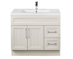 COTTAGE COLLECTION Linen Cabinet In ZAMBUCCA Home Hardware Stores - Home hardware bathroom vanities
