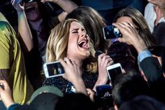 Adele performs at Arena di Verona on May 2016 in Verona, Italy Adele Music, Adele Concert, Recital, I Miss Her, Love Her, Adele Wallpaper, Adele Love, Adele 25, Adele Photos