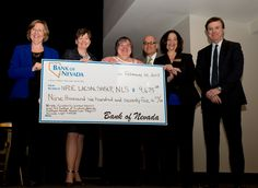 Bank of Nevada Donation Supports Legal Aid Organizations in Southern Nevada – Vegas24Seven.com