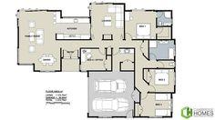 Cambridge Homes Auckland   Norfolk Design