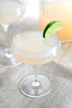 The Hemingway Daiquiri: 2 oz white rum. 3/4 oz fresh lime juice. 1/2 oz fresh grapefruit juice. 1/2 oz maraschino liqueur. #Drinks #Cocktail