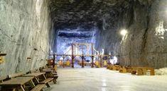 Erdély éke, a parajdi sóbánya Caves, World, Amazing, Painting, Romania, People, Cave, The World, Painting Art