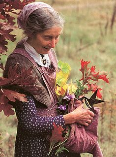 author and artist, Tasha Tudor