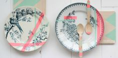 Crea Decora Recicla by All washi tape | Autentico Chalk Paint