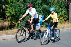 ¿Sabías que andar bicicleta puede tener beneficios para tu cuerpo y para el medio ambiente? Descubre más en: http://biobaby-bioblog.blogspot.com.ar/