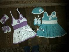 Crafts and Recycling: Dress Shoes Girl With Crochet Patterns