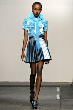 House of Holland Spring 2011 Ready-to-Wear Collection Photos - Vogue