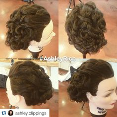 Hair by #AshleyRico #ClippingsHairDesign