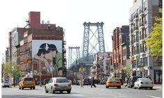 South Williamsburg Brooklyn NY.  Ahhh... the old neighborhood
